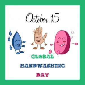 Happy Global Handwashing Day 2020!