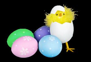 Happy Easter - April 2021 Activity Calendar