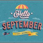 Hello September Image